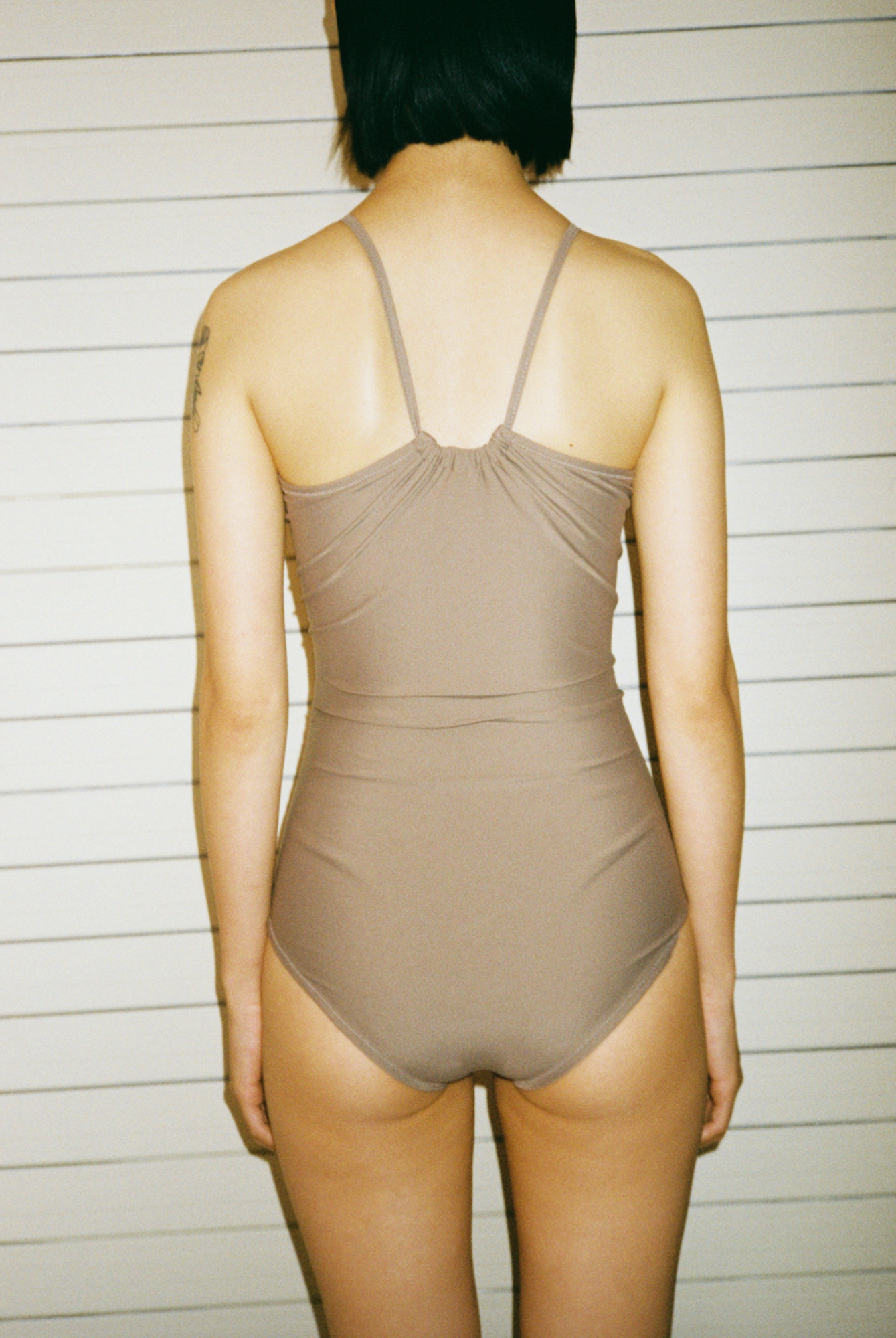 EXCLUSIVE: Proprio Swimsuit (Vintage brown)